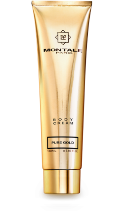 Pure Gold Body Cream