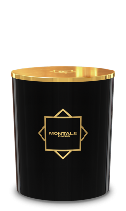 Candle Aoud Queen Roses