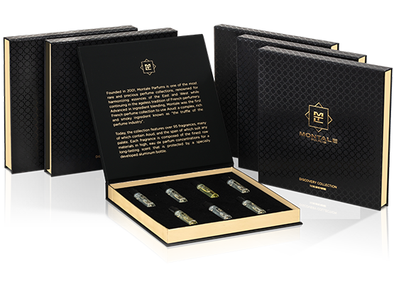 montale fragrance sample set