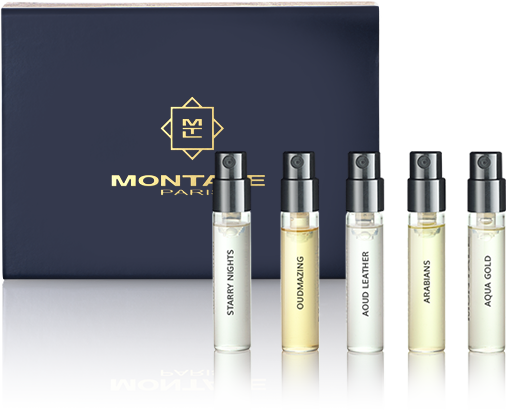 montale fragrance sample set